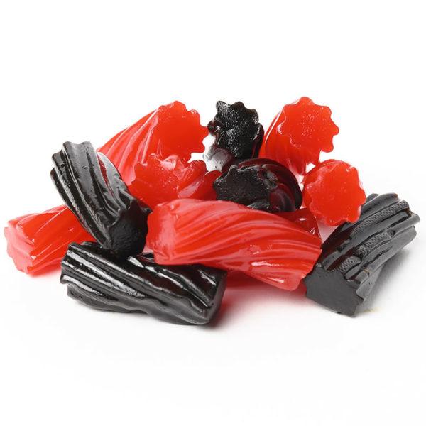 Black & Red Australian Licorice Duo